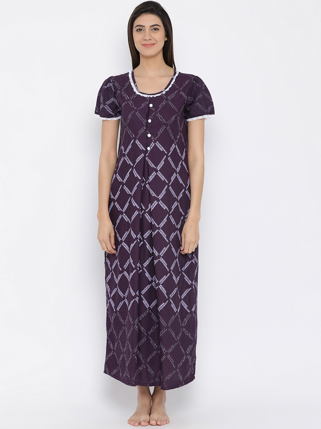 1d0749adea5 Cotton Nightdresses - Buy Cotton Nightdresses Online in India