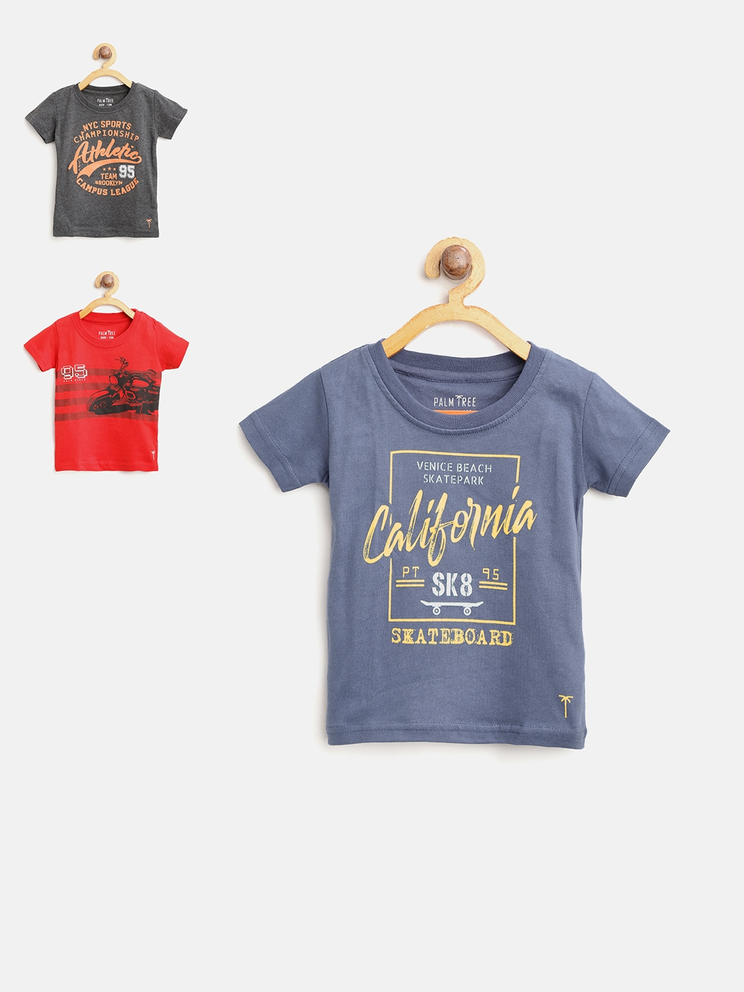 1faab8657c1 Pack Of 3 Tshirts - Buy Pack Of 3 Tshirts online in India
