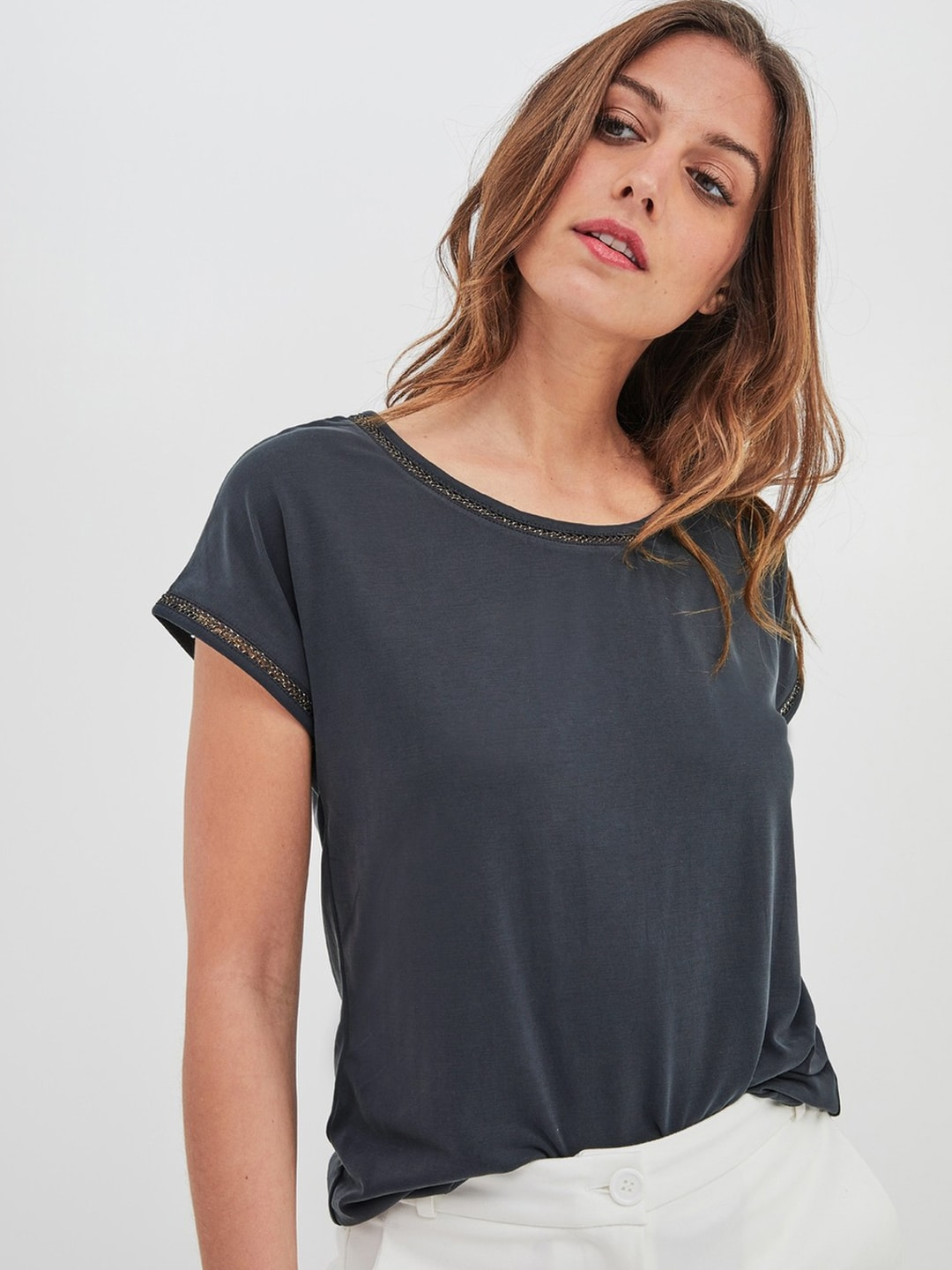 117d2550a Ladies Tops - Buy Tops   T-shirts for Women Online