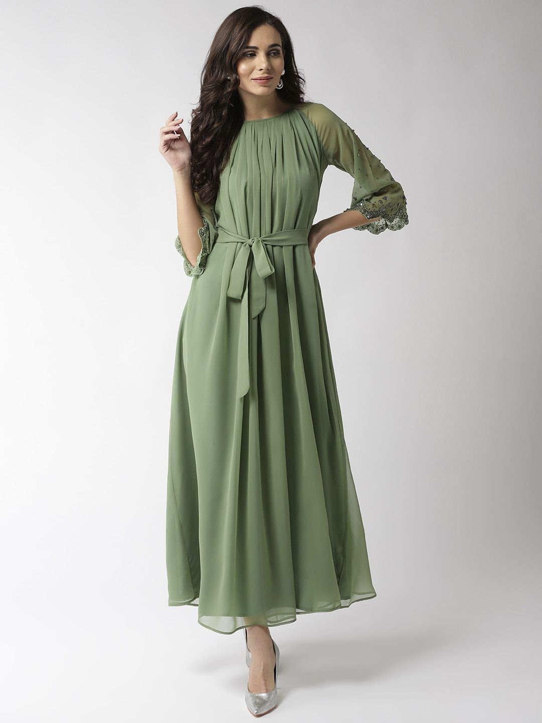 5991c4103 Long Dresses - Buy Maxi Dresses for Women Online in India - Upto 70% OFF