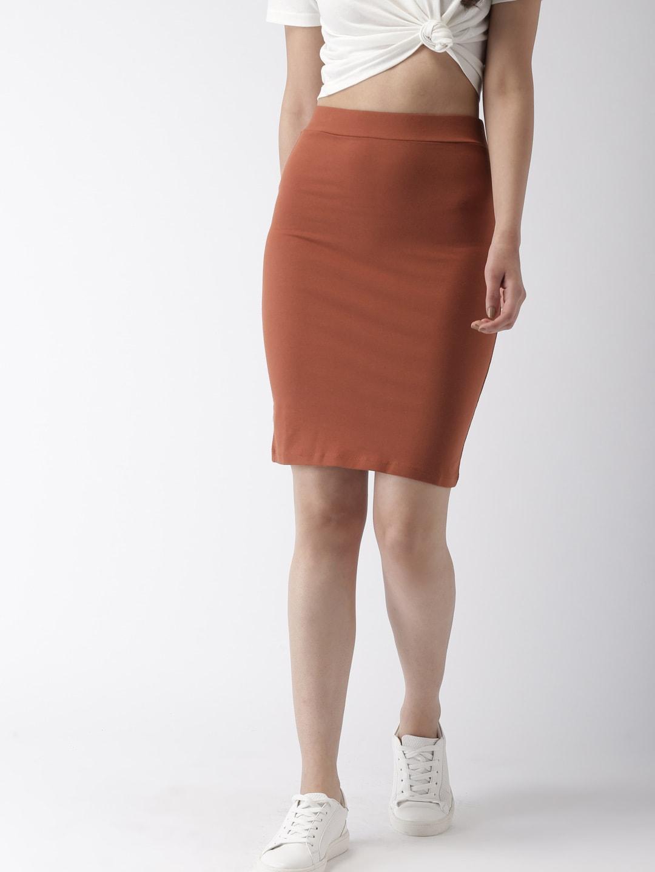9e00765b17f Pencil Skirt - Buy Pencil Skirt Online - Myntra