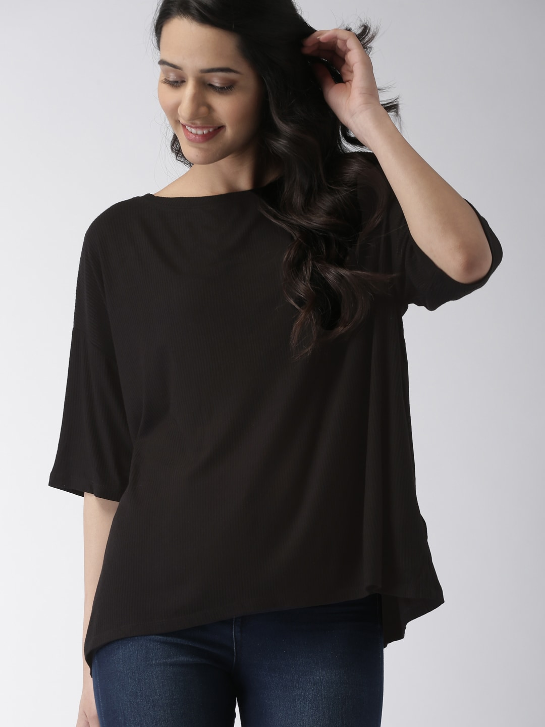 4b1820ef3b94a Ladies Tops - Buy Tops   T-shirts for Women Online