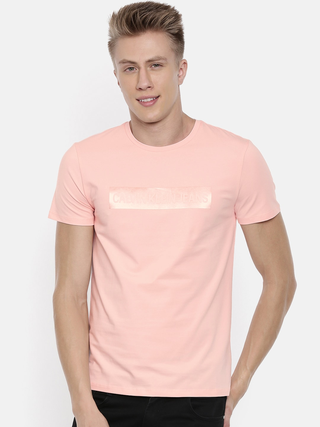 32db42e02eb Men T-shirts - Buy T-shirt for Men Online in India