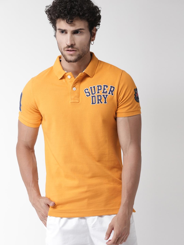 a1e93d64f3e Superdry Polo Collar Tshirts - Buy Superdry Polo Collar Tshirts online in  India