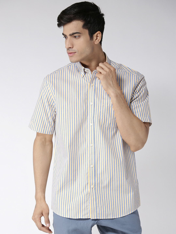b044d0913b32 Men Mandarin Collar Shirt - Buy Men Mandarin Collar Shirt online in India