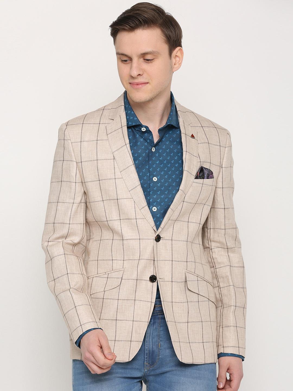 3fd1b8b577 Blazers for Men - Buy Blazers for Men Online in India   Myntra