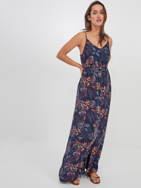 8b1053b734e Long Dresses - Buy Maxi Dresses for Women Online in India - Upto 70% OFF