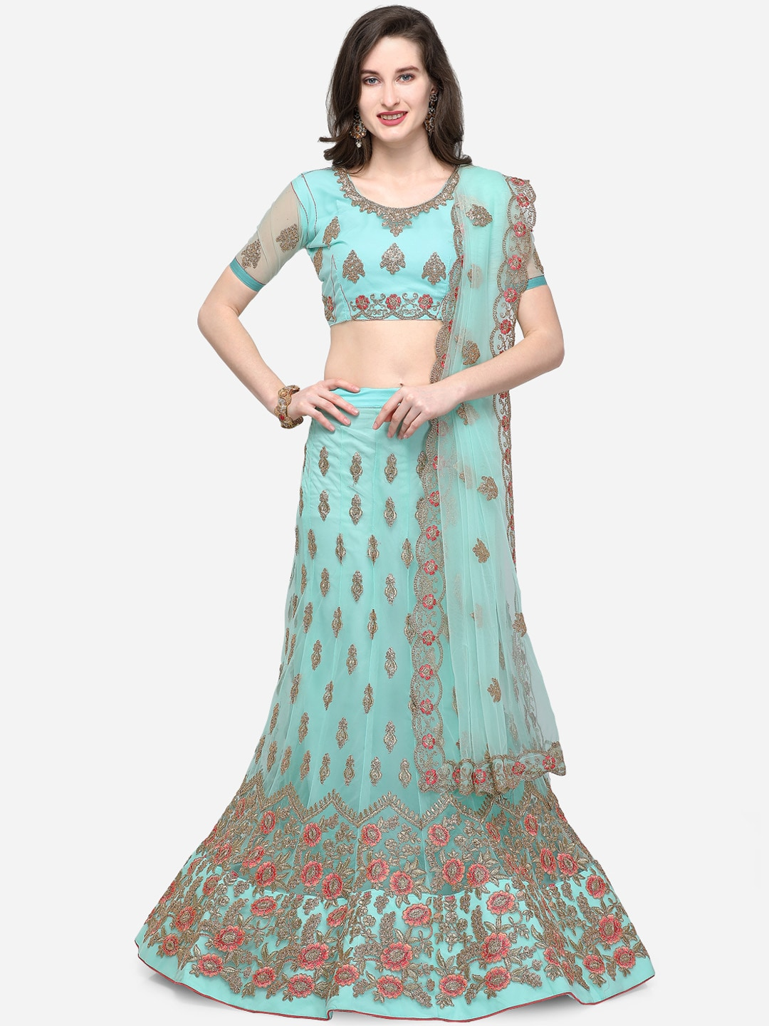 e7ec16fd66 Lehengas - Buy Lehenga for Women & Girls Online in India | Myntra