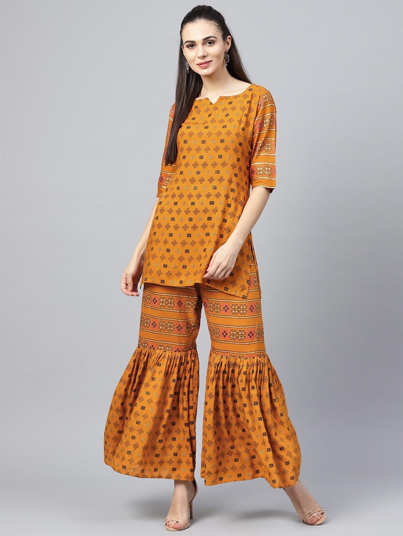 eb066afd8 Shararas - Buy Designer Sharara Suits Online