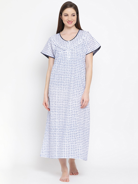 882111cbdfa Cotton Maxi Nightdresses - Buy Cotton Maxi Nightdresses online in India