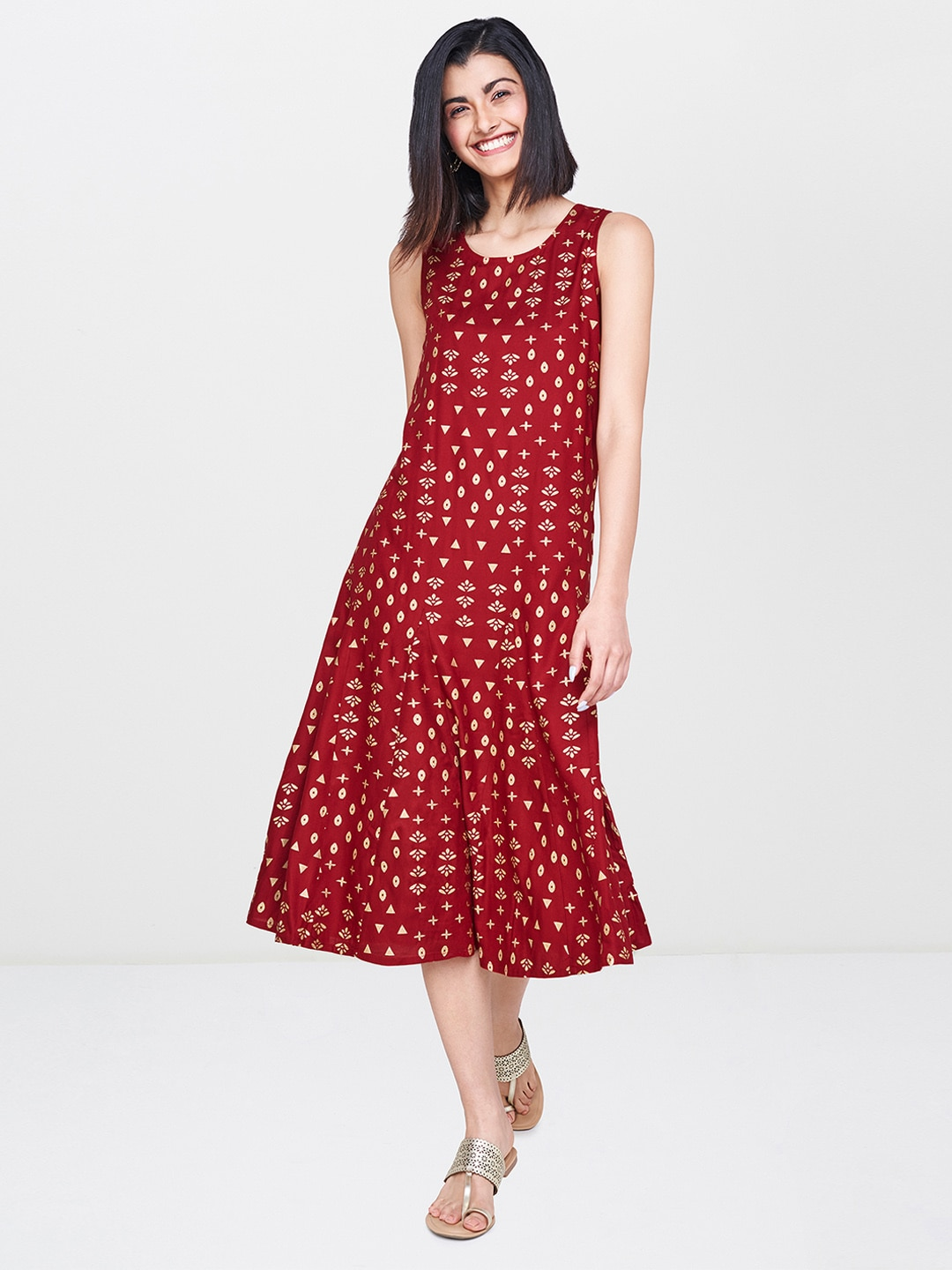 0ee9890096 Red Dress - Buy Trendy Red Colour Dresses Online in India