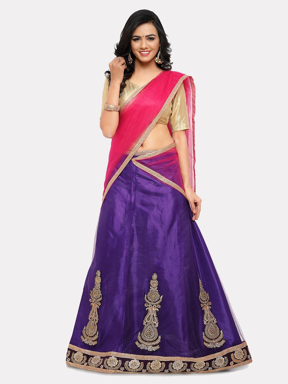 3418619789f Jaipuri Lehenga - Buy Jaipuri Lehenga Choli Online