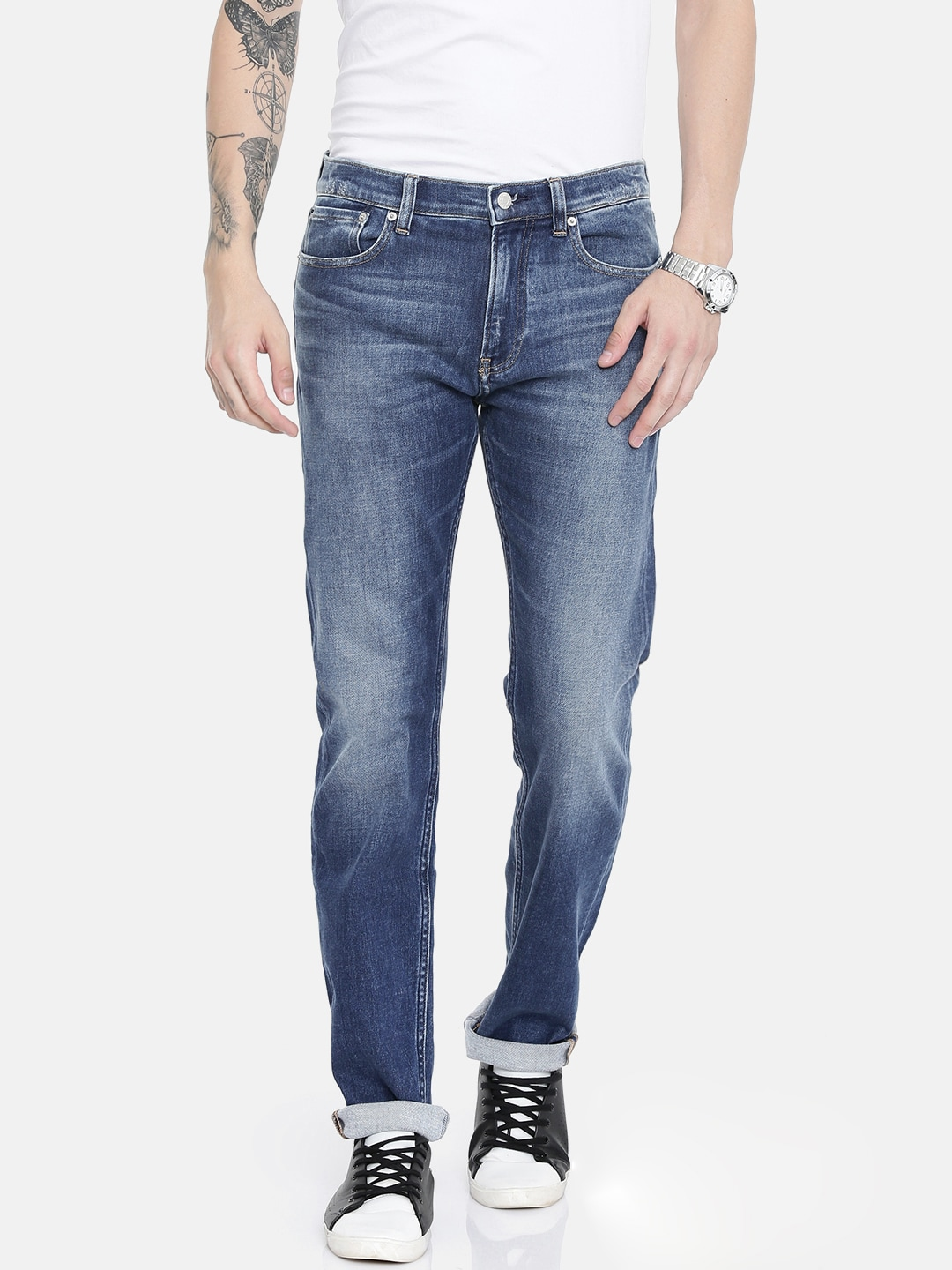 Calvin Klein Mens Jeans 32/32 Fashionable In Style;