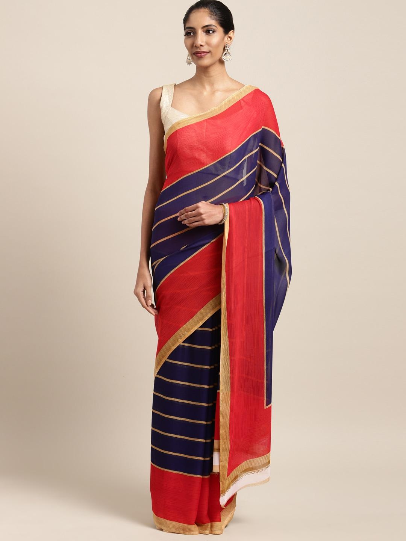 822c39d544f Blue Saree - Buy Blue Color Women Sarees Online
