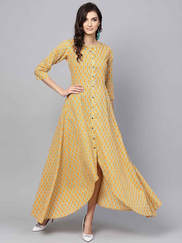 53e799a23c7 Gerua Dresses - Buy Gerua Dresses online in India