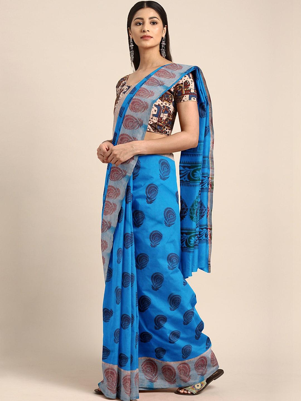 5ca8b937196 Online Saree Shopping - Buy Women s Sarees Online - Myntra