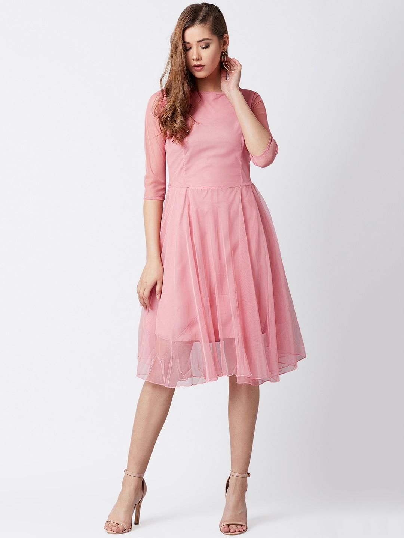 869be0b7781 Boat Neck Dress - Buy Boat Neck Dress Online in India