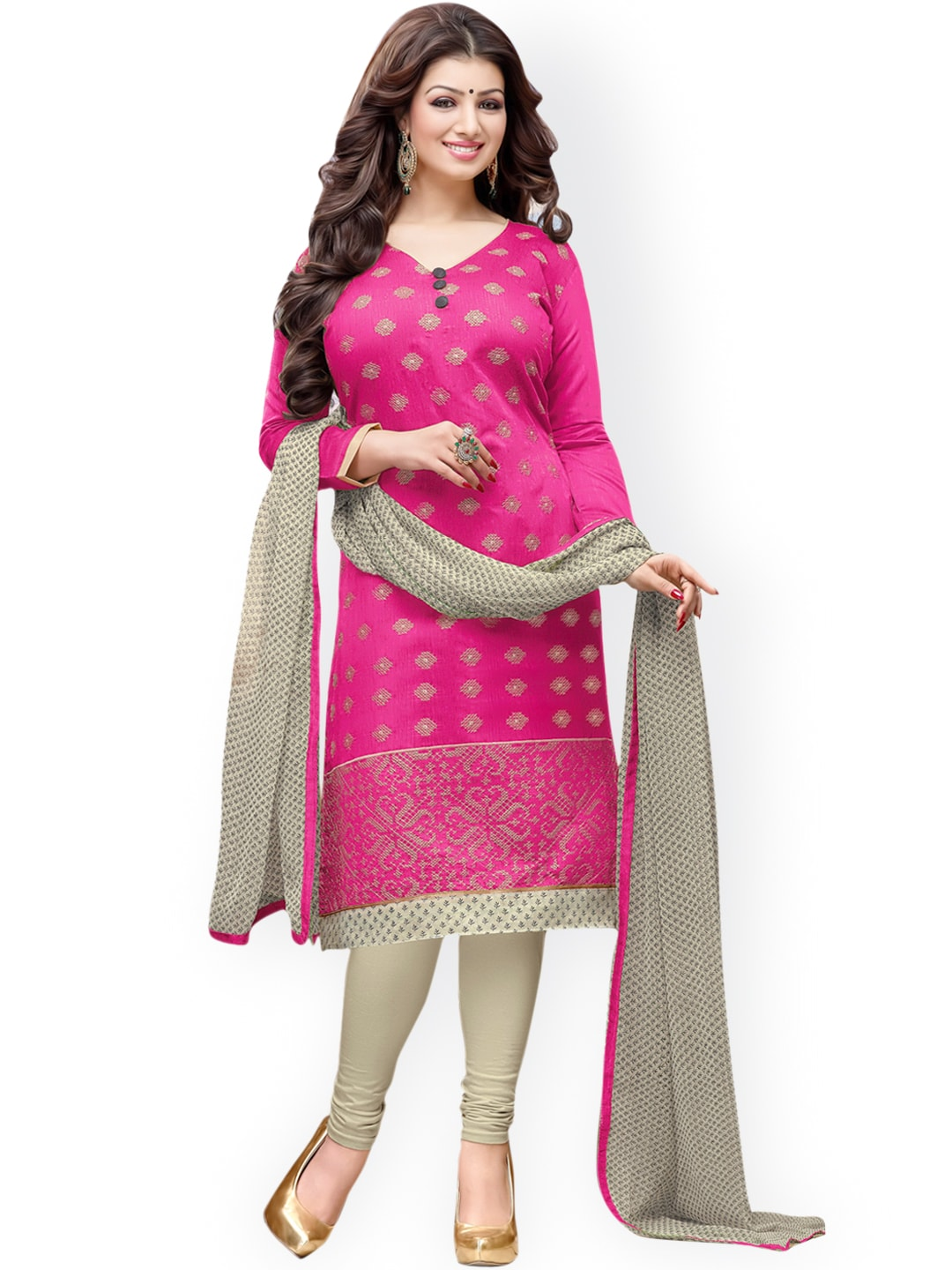 Dress Materials - Buy Ladies Dress Materials Online in India
