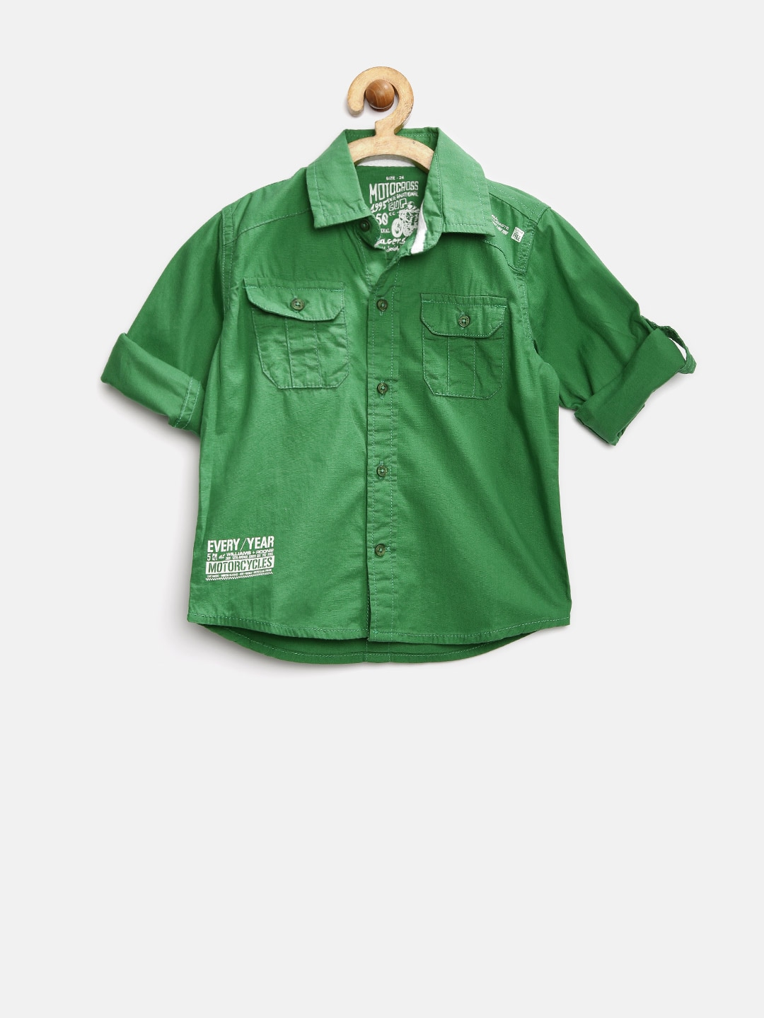 e43befc0bfc Boys Shirts- Buy Shirts for Boys online in India
