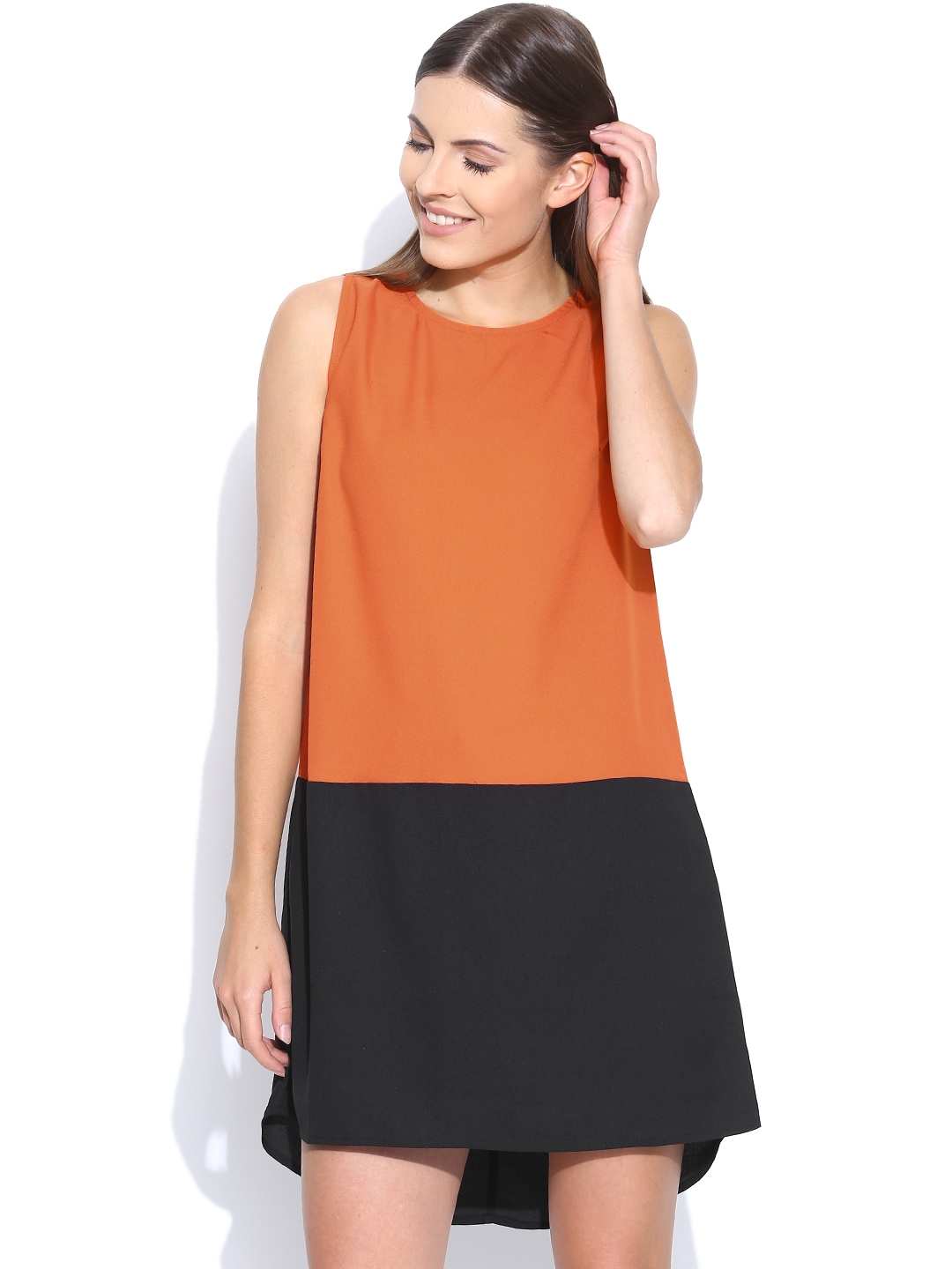 Woven Dress - Buy Woven Dress online in India 3927812a9