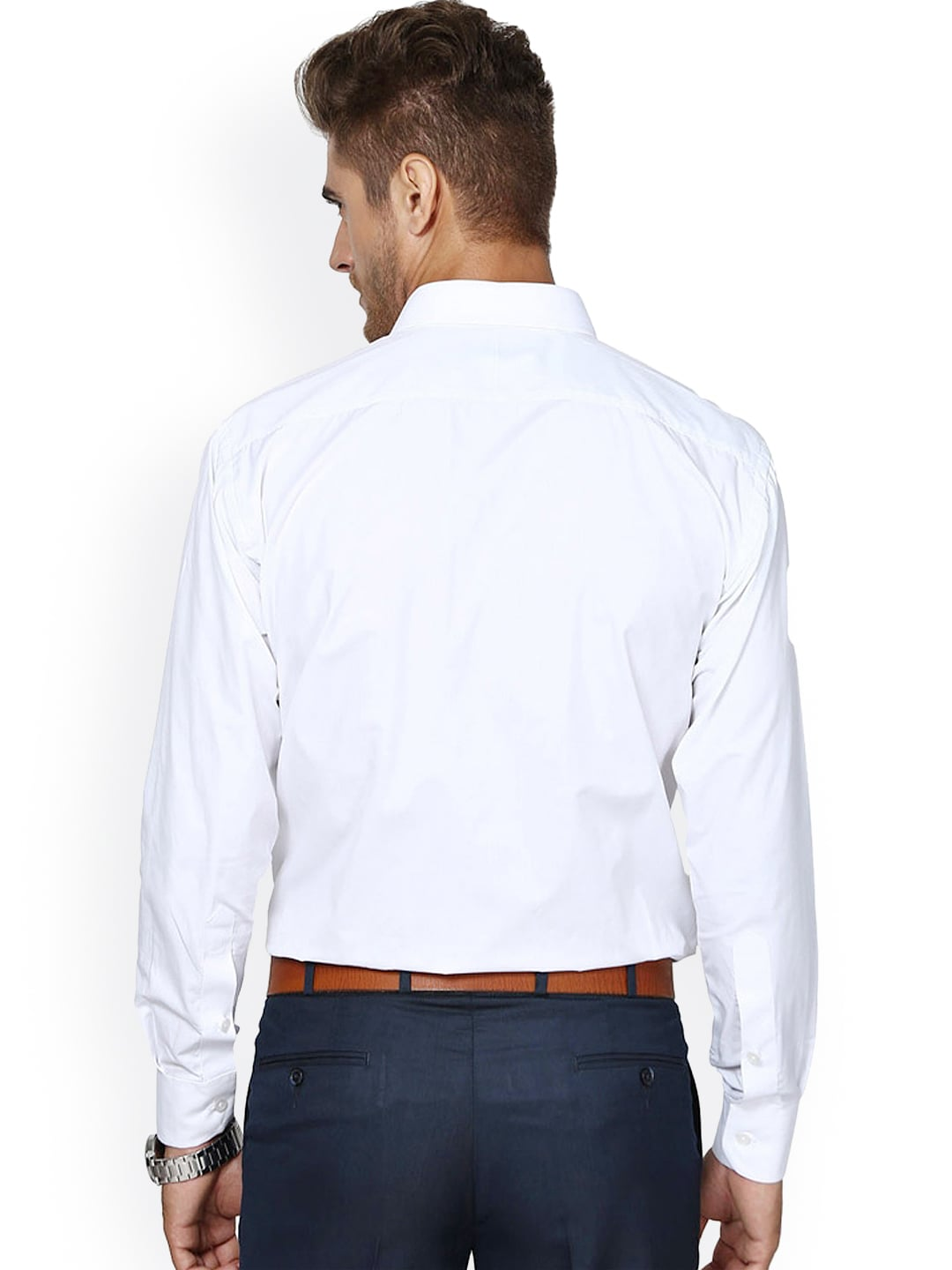 White shirt formal artee shirt for Mens formal white shirts
