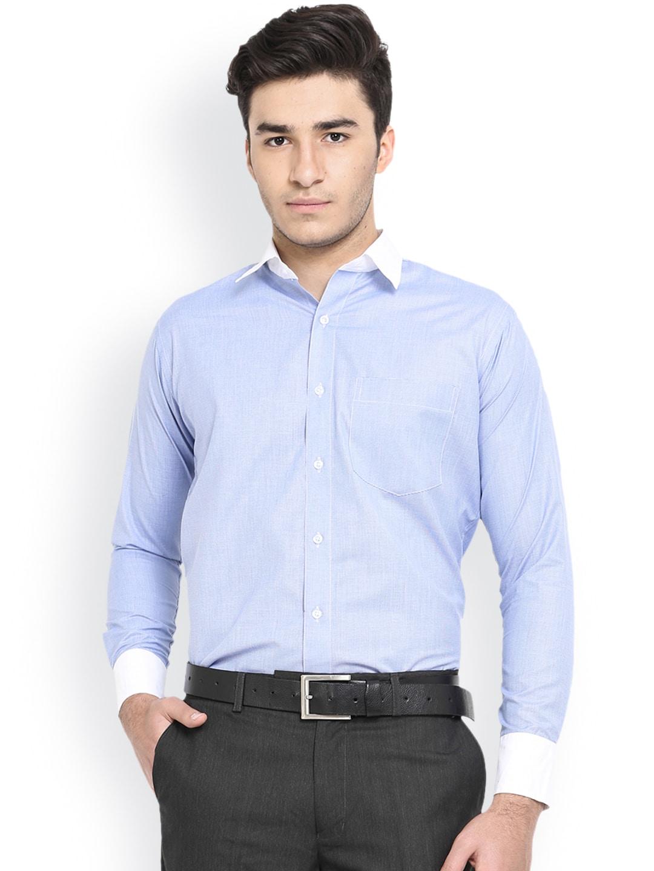 Best formal dress color combination for men for Formal shirts for men online