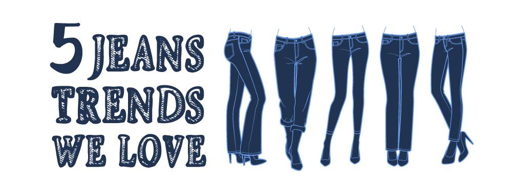 Jeans blue way