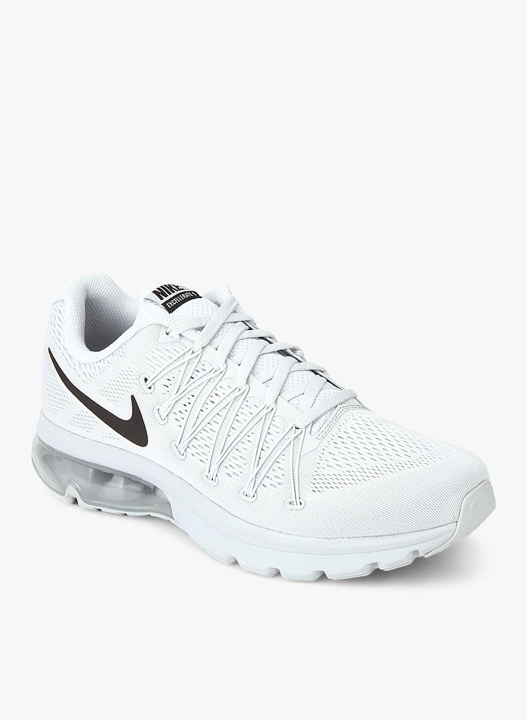 Plantando árboles arpón Apelar a ser atractivo  Buy Nike Air Max Excellerate 5 White Running Shoes Online ...