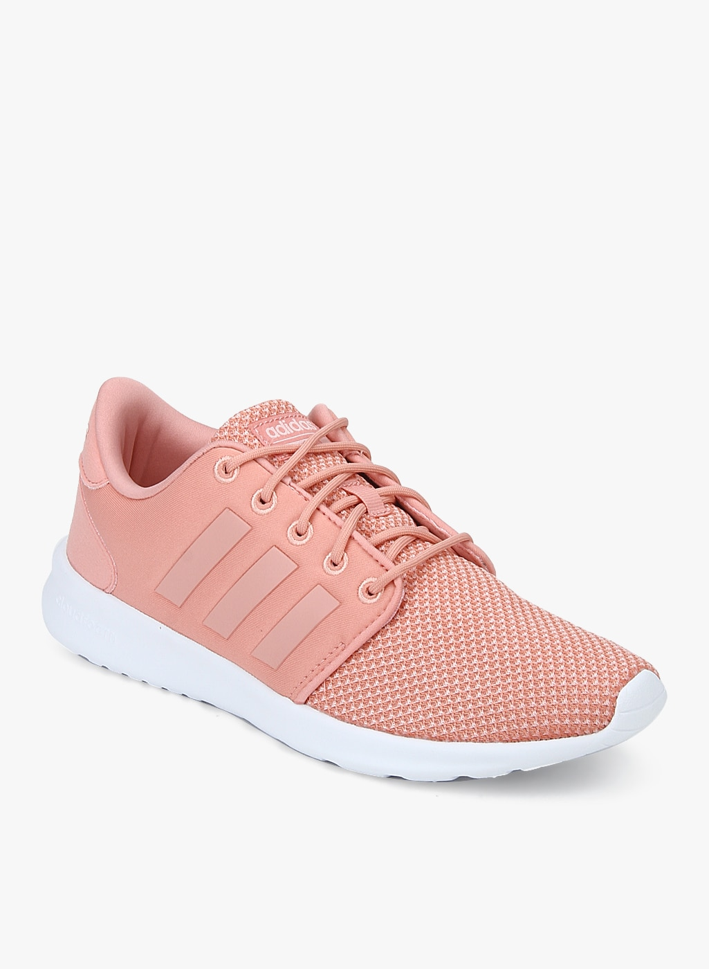 sports shoes 64ca0 1b49d Buy ADIDAS NEO Cf Qt Racer Maroon Sneakers Online - 4742240 - Jabong