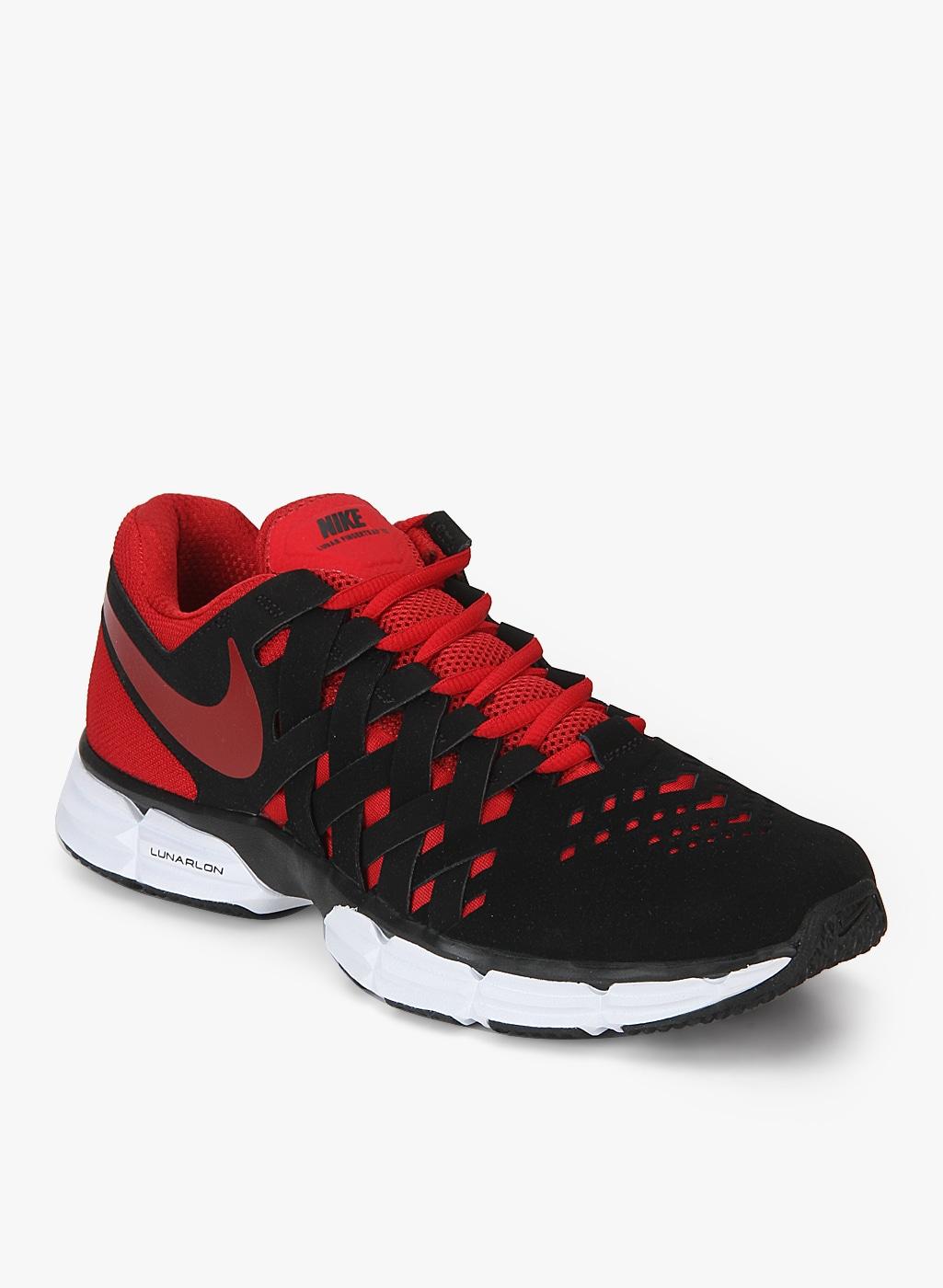 Nike Lunar Fingertrap Tr Black Training Shoes
