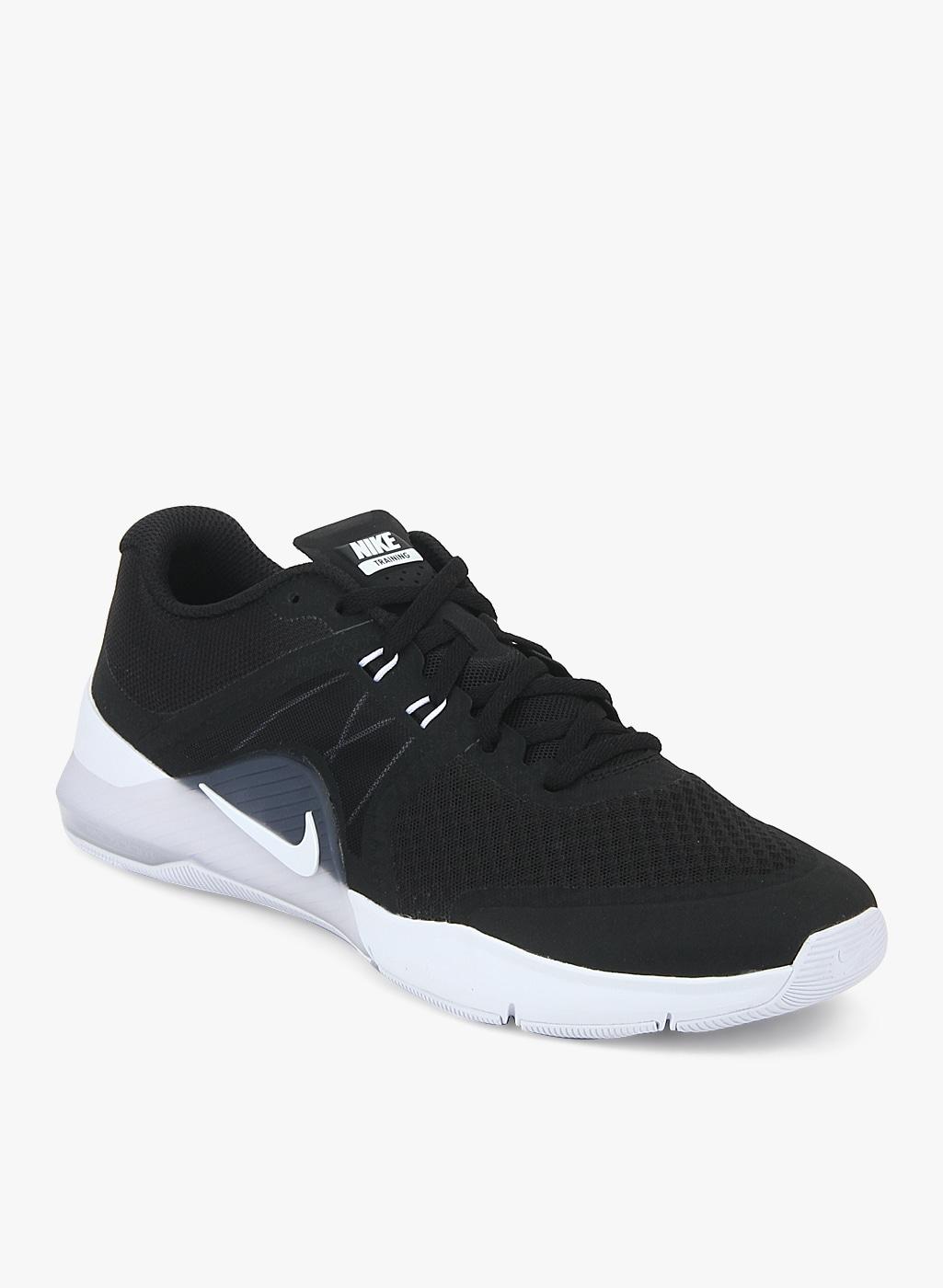 completo en especificaciones diseños atractivos Zapatos 2018 Buy Nike Zoom Train Complete 2 Black Training Shoes Online ...