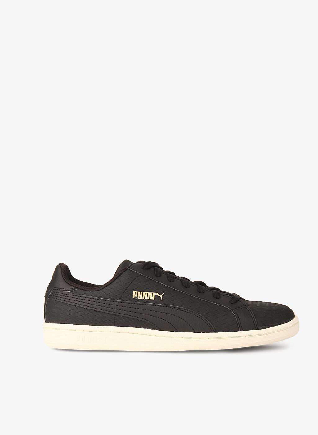 96ba438f50d3 Puma Smash Sd Black Sneakers 5132732.htm Men Footwear - Buy Puma Smash Sd  Black Sneakers 5132732.htm Men Footwear online in India - Jabong