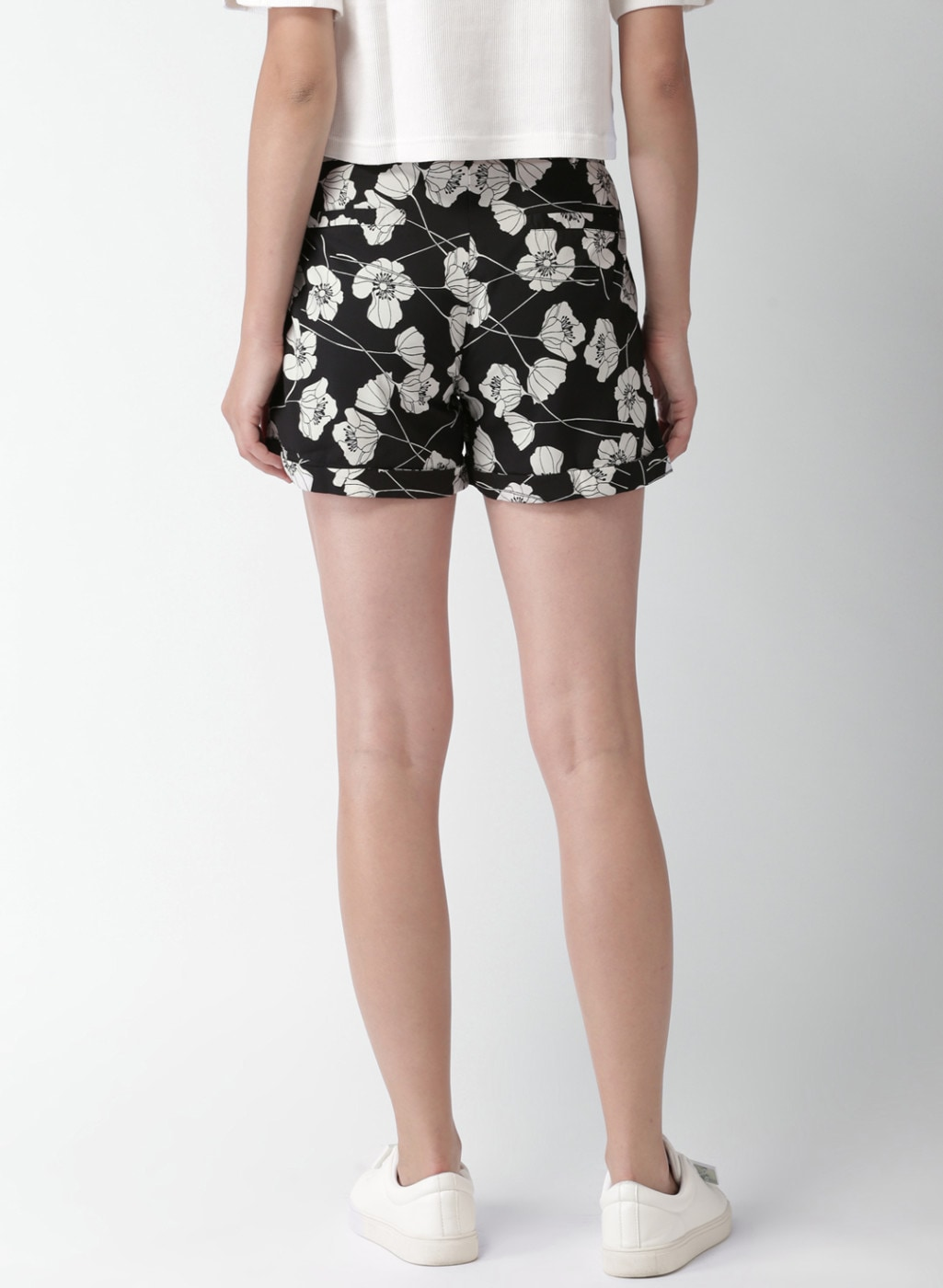 ce5b78a42 Mast & Harbour Women Shorts - Buy Mast & Harbour Women Shorts Online in  India - Jabong