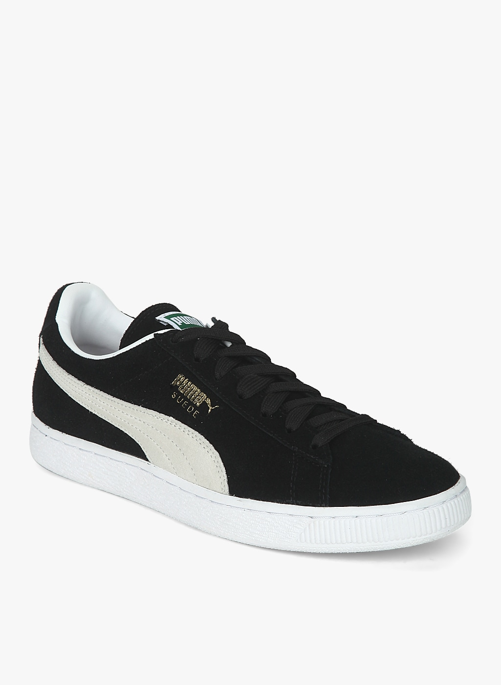 new arrivals 10871 a7b13 Suede Classic Black Sneakers