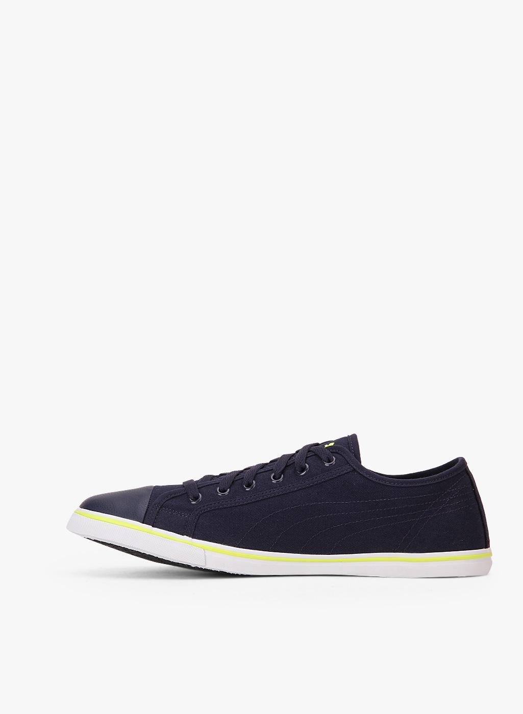 Streetballer Idp Navy Blue Sneakers