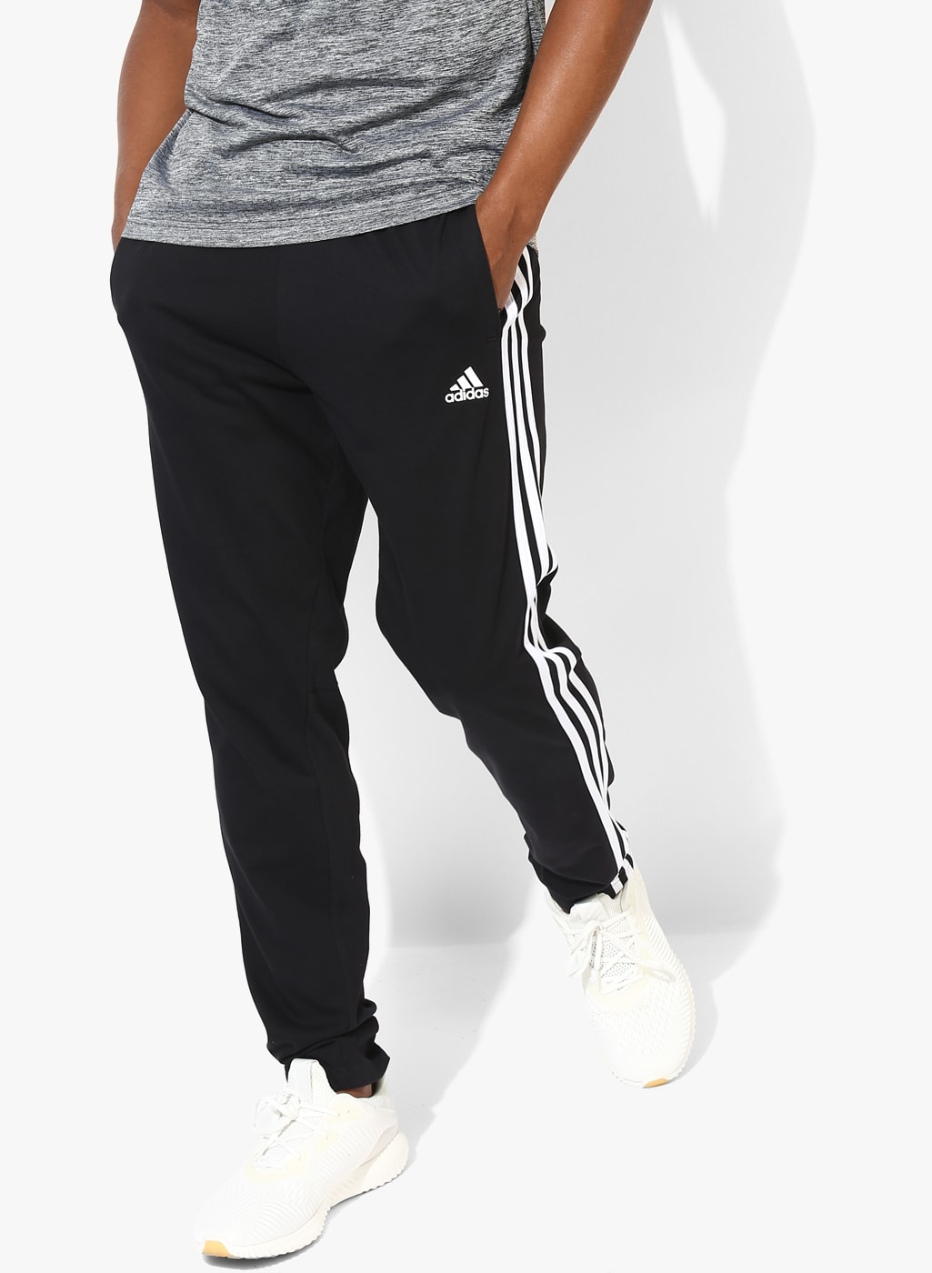 f64000d34 Adidas Track Pants Pants Harem 3 Formal Shoes - Buy Adidas Track Pants Pants  Harem 3 Formal Shoes online in India