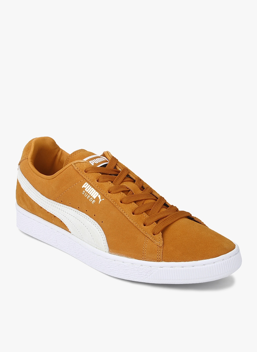 Puma Yellow Casual Shoes - Buy Puma Yellow Casual Shoes online in India 5a3b6f304