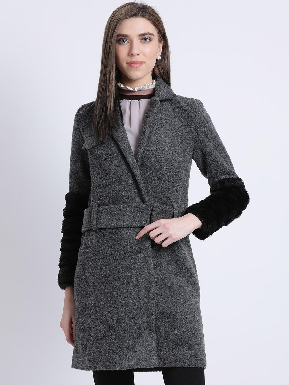 4fc4e90eded Coats for Women - Buy Women Coats Online in India