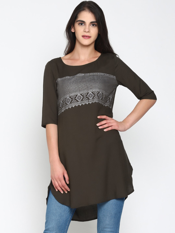 26a8858f2110 Short Kurtis - Buy Short Kurti For Women Online in India