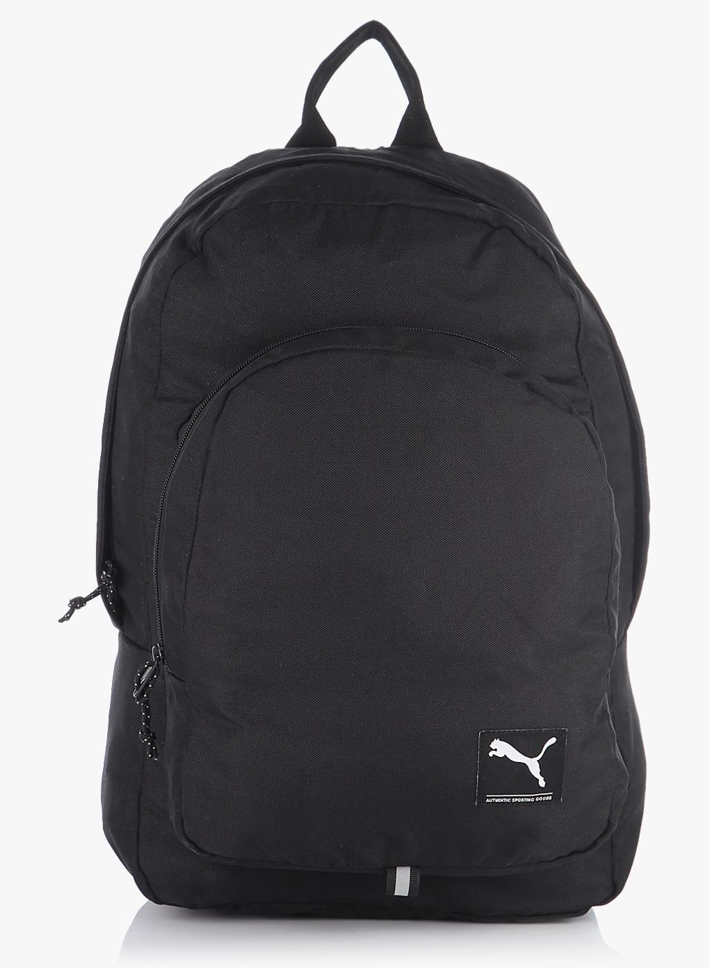 Puma Black Bags Backpacks - Buy Puma Black Bags Backpacks online in India e005bda74fcf3