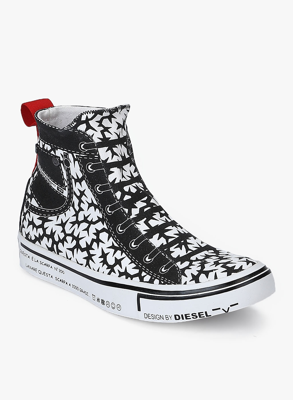 2b0de3f7ac40fe High Top Shoes - Buy High Top Shoes online in India