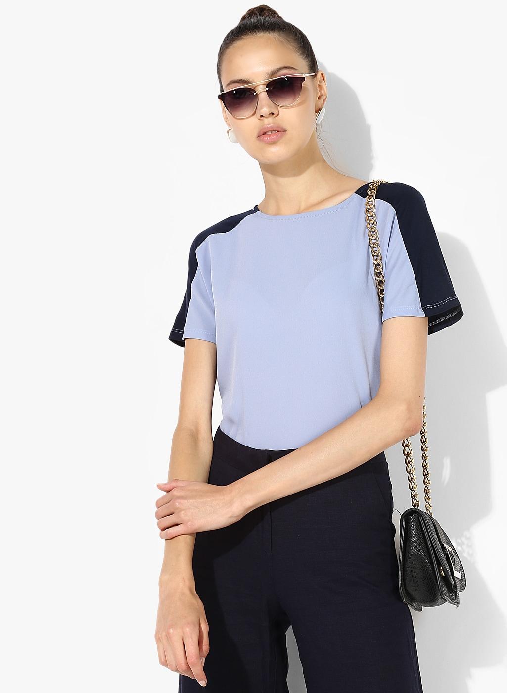 08aa965cc73 Ladies Tops - Buy Tops   T-shirts for Women Online