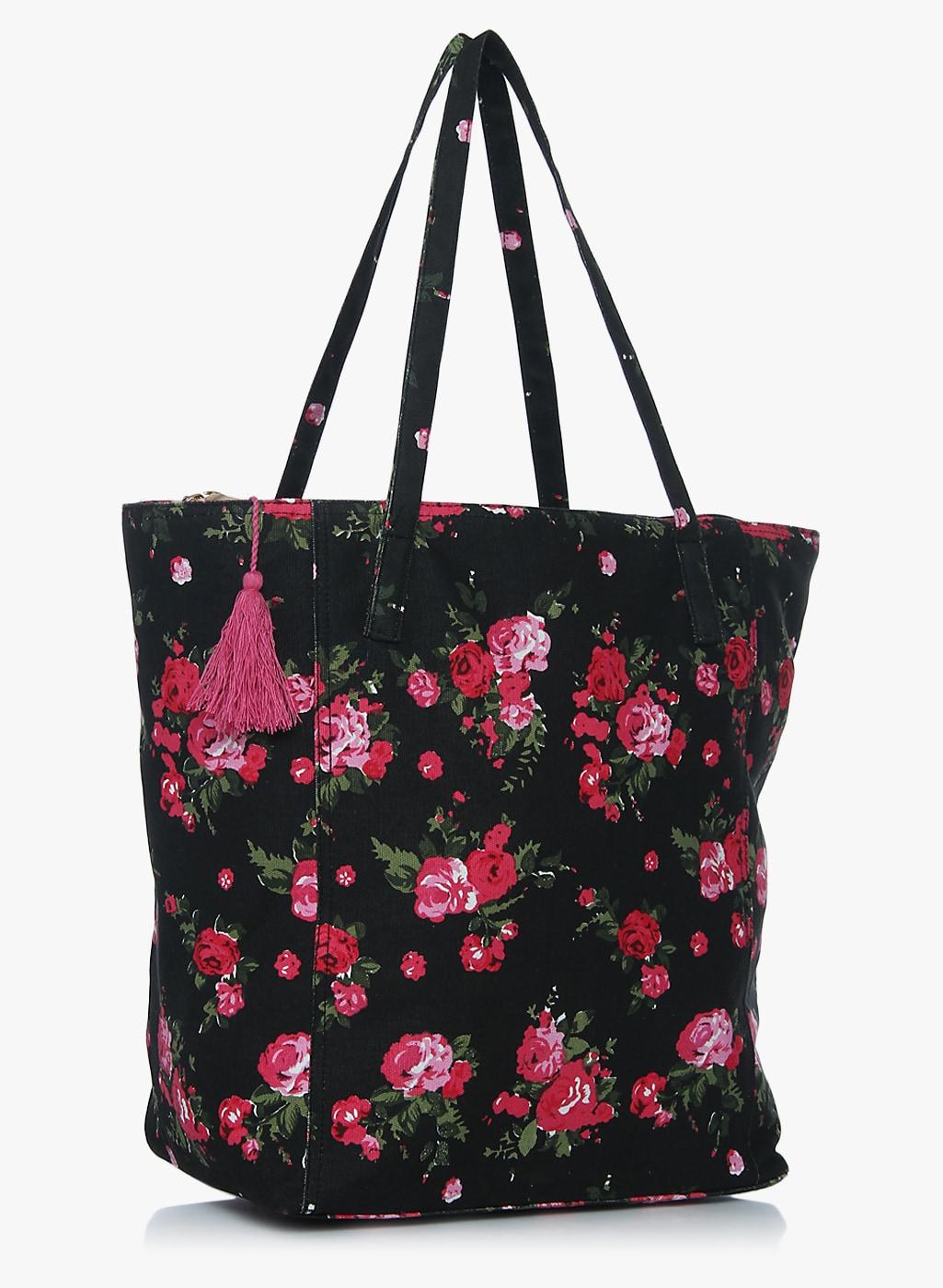 0f200b95f51 Black Handbags - Buy Black Handbags Online in India