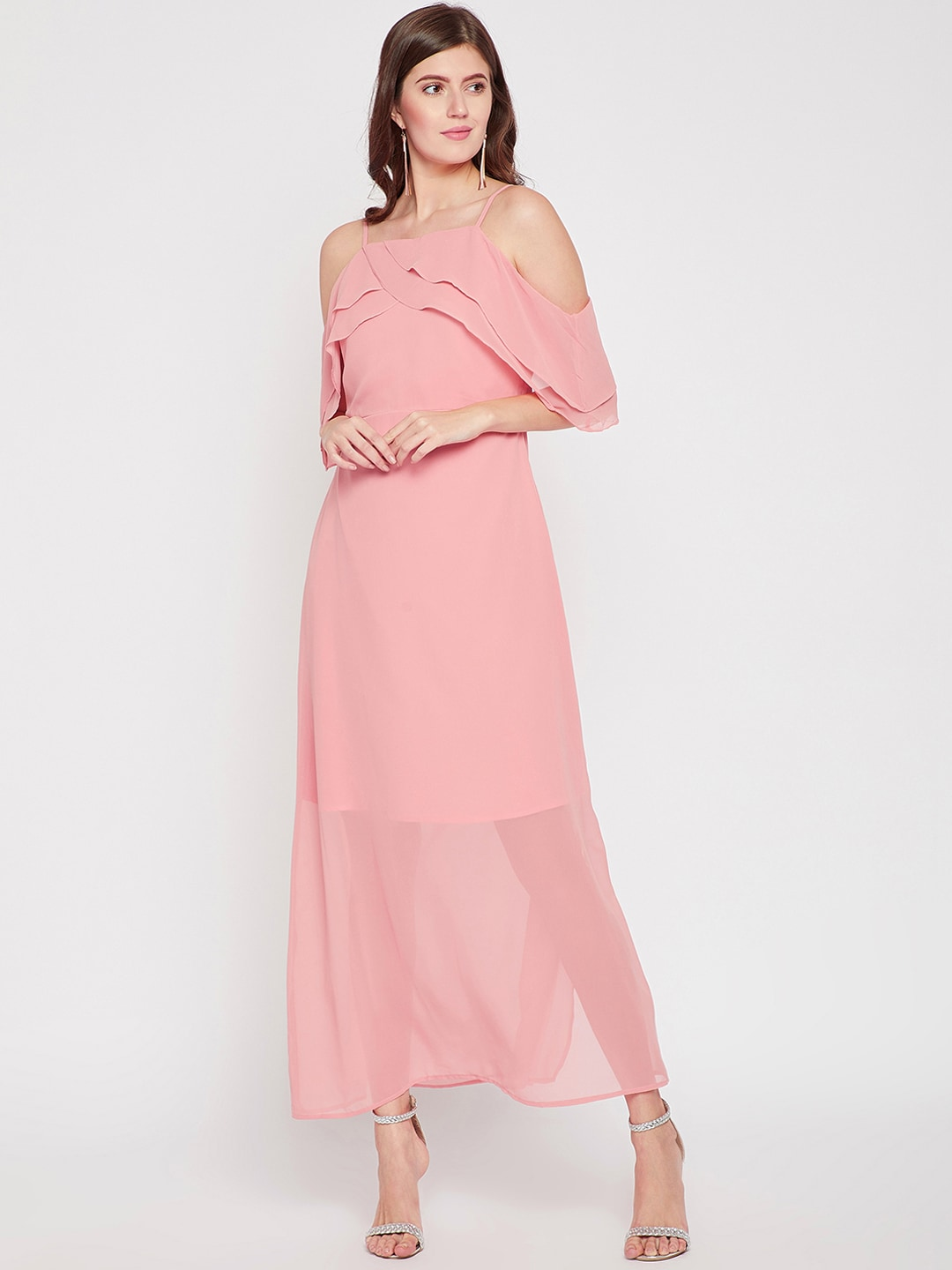 Women Pink Apparel - Buy Women Pink Apparel online in India 344849e38
