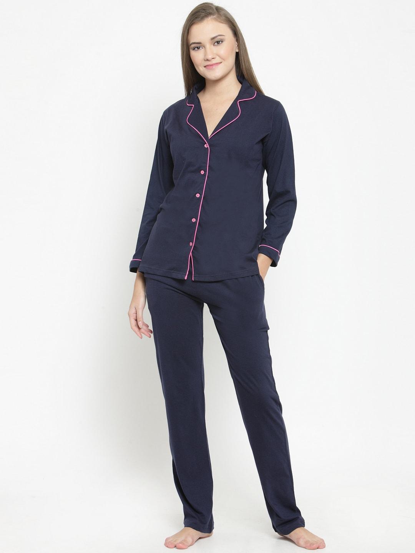 4dbcee4feb Women Loungewear   Nightwear - Buy Women Nightwear   Loungewear online -  Myntra
