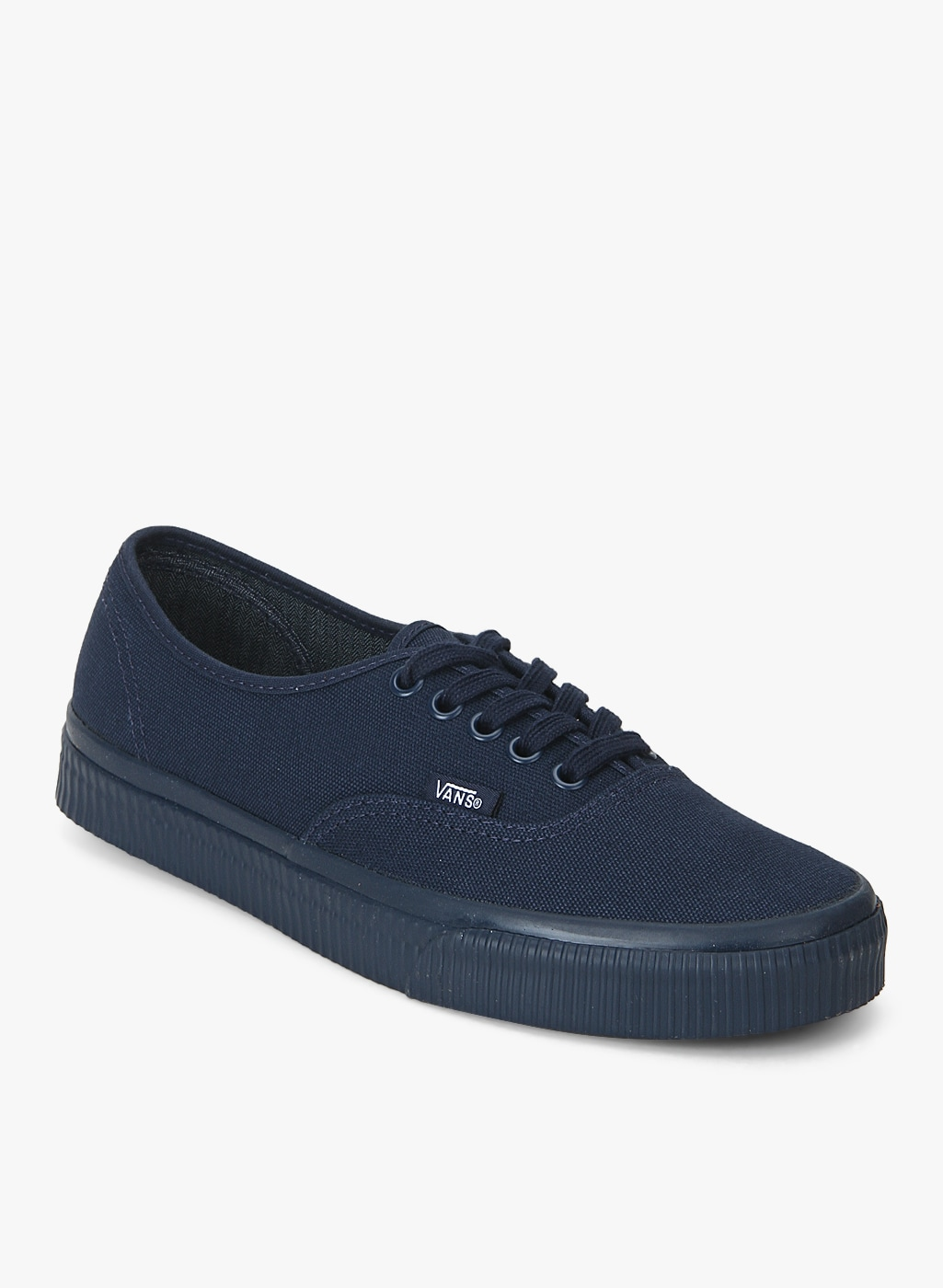 a57d2f0121eccb Vans Navy Blue Blue Shoes - Buy Vans Navy Blue Blue Shoes online in India