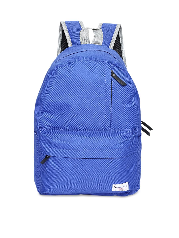 b2491c2b00 Aeropostale Women Blue Solid Backpack