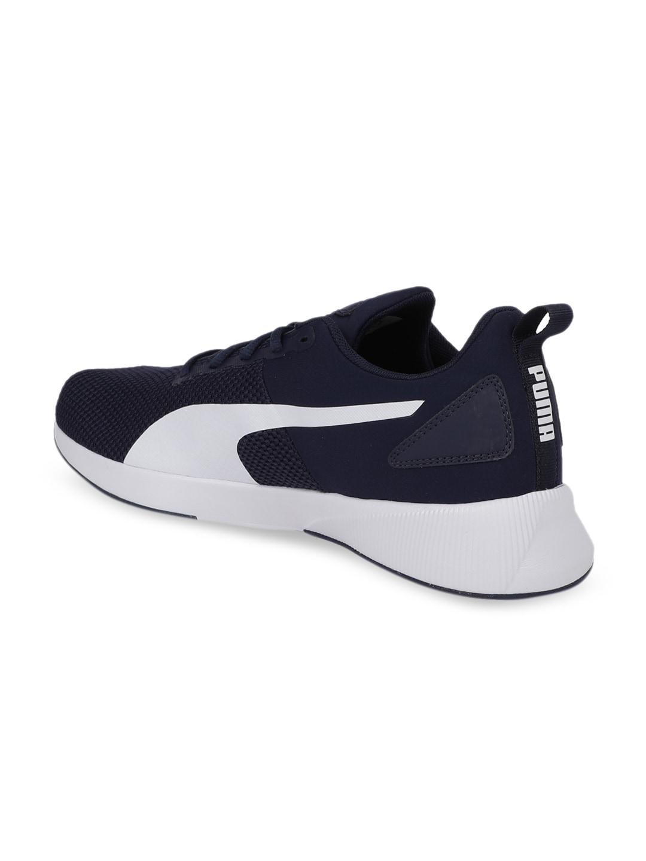 Puma Men Navy Blue Running Shoes 8757787