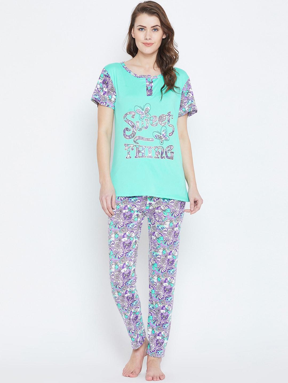 ebcc7bc432467 Women Loungewear   Nightwear - Buy Women Nightwear   Loungewear online -  Myntra