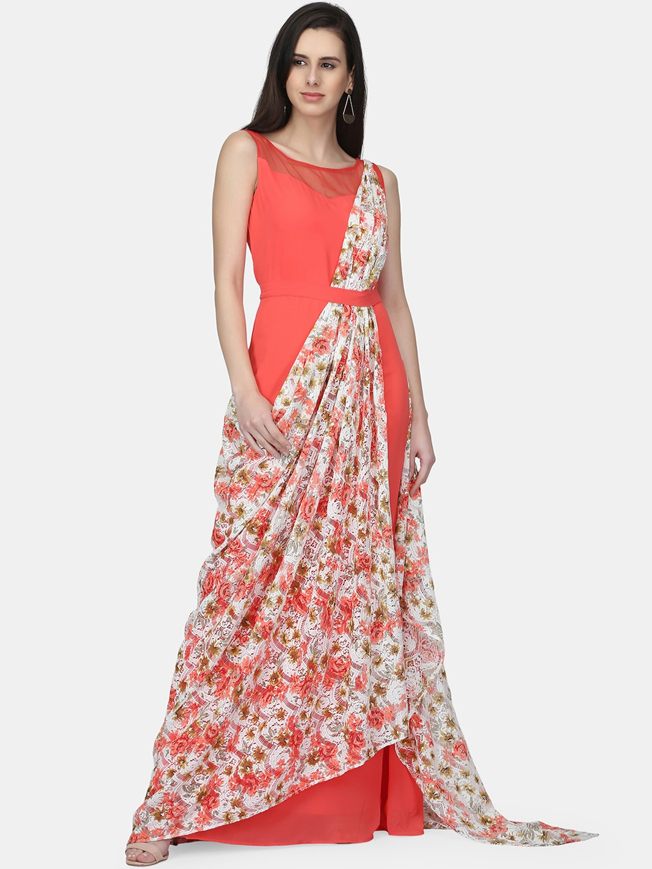 77b716fe4faa Maxi Dress - Buy Maxi Dress online in India